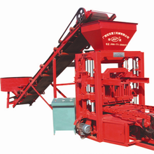 QTJ4-26D high output cement brick making machine price in india,brick making machine