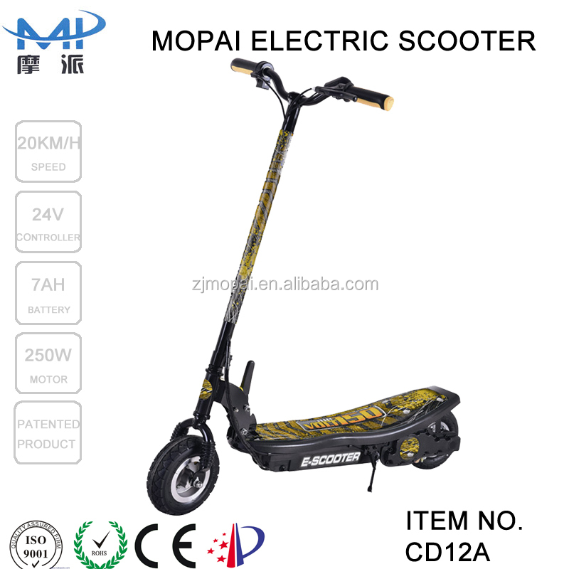 Personal transporter 2 wheel electric adult stand up scooter