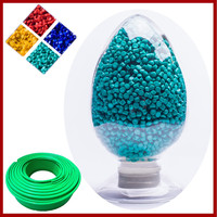 Plastic pellet for pvc cable jacket