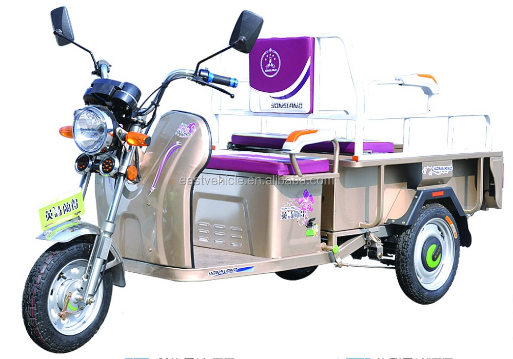 Electrical Tricycle Battery Operated Europe