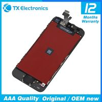 Wholesale for iphone 5 logic board,replacement digitizer touch screen lcd for iphone 5