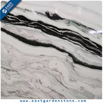 Chinese Panda white dolomite marble tiles for wall application