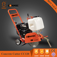 Asphalt Concrete Cutter CC120 WITH HONDA GX160