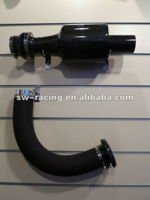 Auto Carbon Air Intake kit for Road Cars