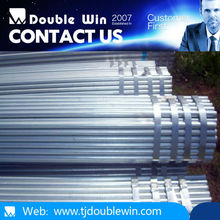 road drain st 52 gi pipe for raw material