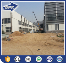 Fast Construction low cost Fast Installed Warehouse For Lease
