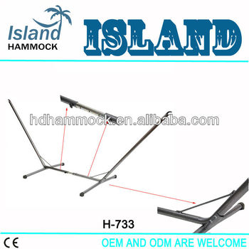 adjustable hammock stand,metal hammock stand