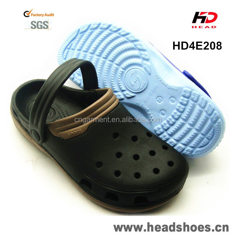 Best selling and good price here eva garden clogs for men