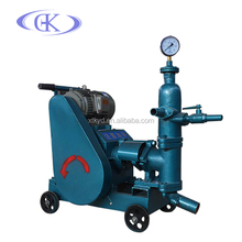 cement mortar grouting pump hydraulic feeding machine high pressure injection grouting pump