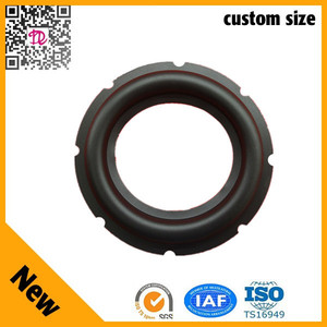 Alibaba Express Cheap Halloween Decorations Speaker Frame/Kapton Voice Coil/Rubber Weather Strip