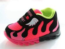 High quality import Children Sport Shoes boys Sneakers kids Girls Soft Sole Shoes