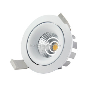 recessed 8w 13w 15w led cob downlight dimmable CCT 2700k 3000k 4000k 5000k 83mm cri90 for Nordic with CE Nemko