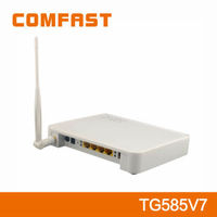 Thomson V7 4ports wireless ADSL 2+ modem router 192.168.1.1 wireless router
