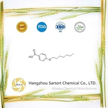 research chemcials API 4-n-heptyloxybenzoic acid 15872-42-1