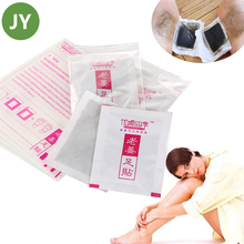 Sample free health care products bamboo vinegar foot pads detox