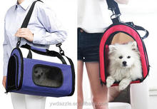 High quality portable pet carrier bag
