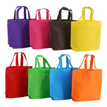 fashion reusable foldable pp non-woven shopping bag