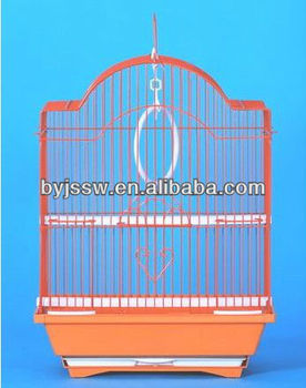 wire cage for birds