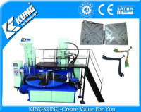 Vertical type PVC strap machine 6 and 8 stations for making PVC strap