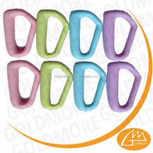 Goldmore1 Promotional Colorful Led Carabiner projector light,Multi-color LED Plastic Carabiner Night Light