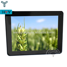 Promotional electrical small size digital photo/picture frame 9 inch touch screen