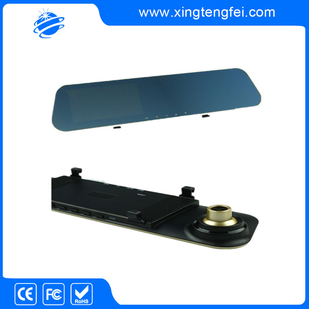 Top Quality full hd 1080 p ce certification car rearview mirror camera dvr wholesale online