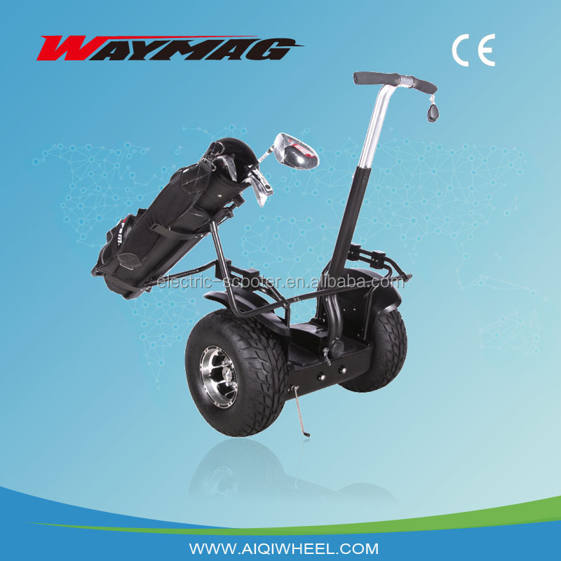 Waymag2016 Cheap off road self balancing scooter, big wheel electric scooter