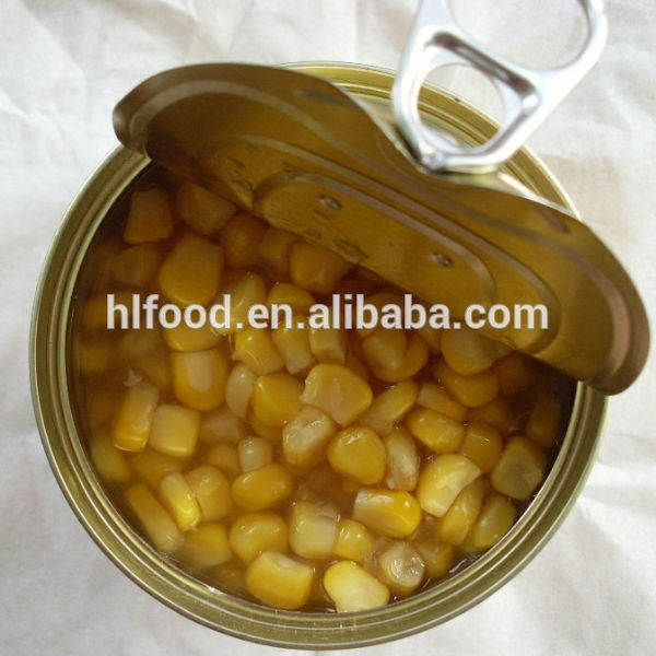 Best quality food china low price yellow corn