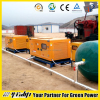 50-200KW Natural Gas Generator for Oil Well Power