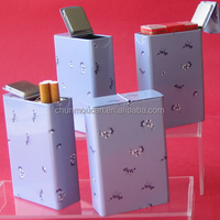 Metal Cigarette Box Case