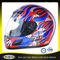 Cool Brazil ABS custom full face helmets motocycle