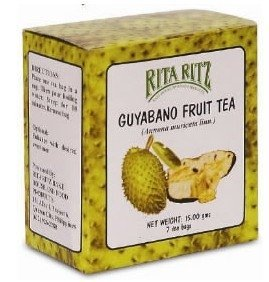 Guyabano - fruit teas