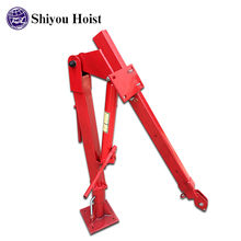 Portable Small Hydraulic Lifting Cranes For Trucks