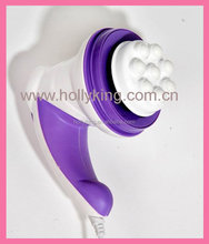 Purple color manipol body massager reduce fat and relaxing your muscle fat burn body massager