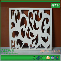 15mm WPC PVC foam carving board for interior decoration-1