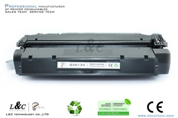 Compatible Q2613A toner for hp toner cartridge