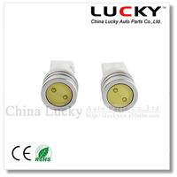 High power 1W car led light 168 194 T10 W5W