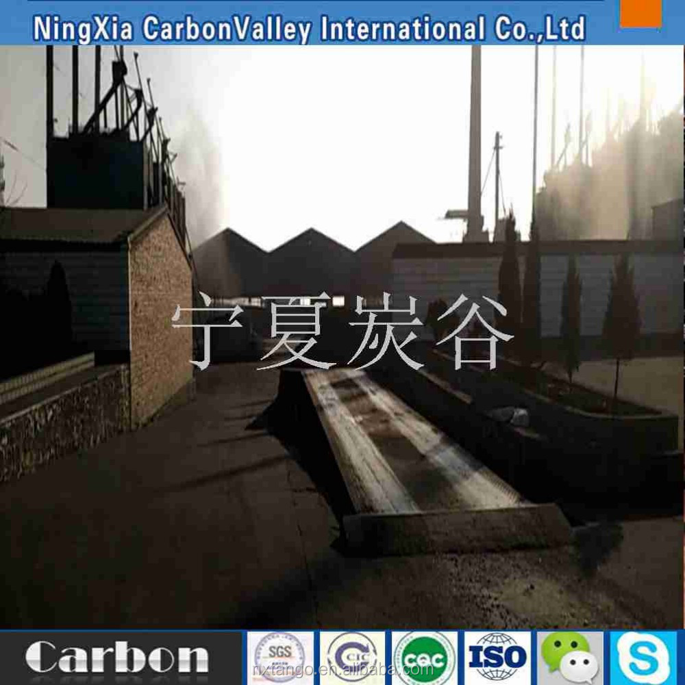 2017 new price of china ningxia Calcined anthracite Coal