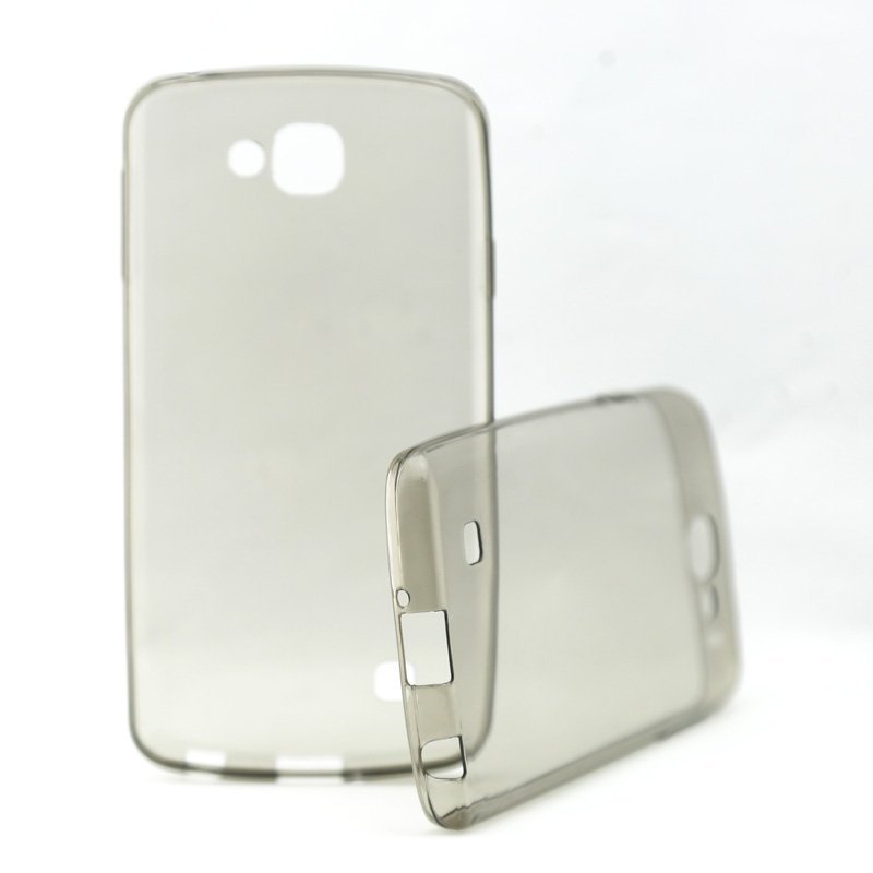 Best selling items mobile phone for ultra thin transparent crystal case for K4 K120AR