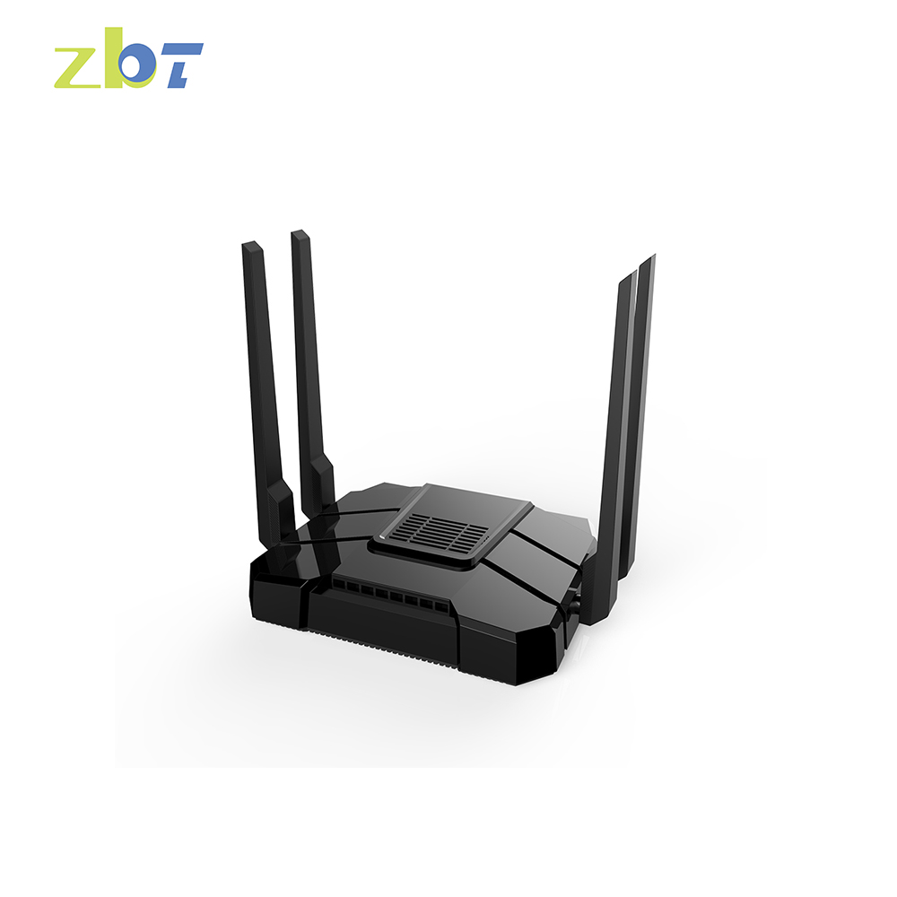 New chipset MT7628N 5GHz 1200Mbps openWRT routers rj45 wireless router
