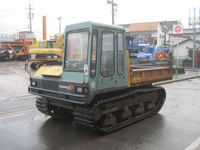 Used Crawler Dump Yanmar C60R - 2 For Sale<Sold Out>