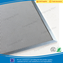 High quality and efficient air purification Activated carbon air filter mat