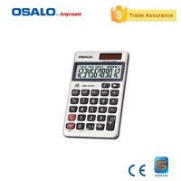 OS-320PK 12 digit solar cell calculator