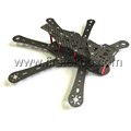 CNC Carbon Fiber FPV Racing Quadcopter Frame kit