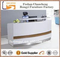 Cheap modern beauty salon office furniture reception desk