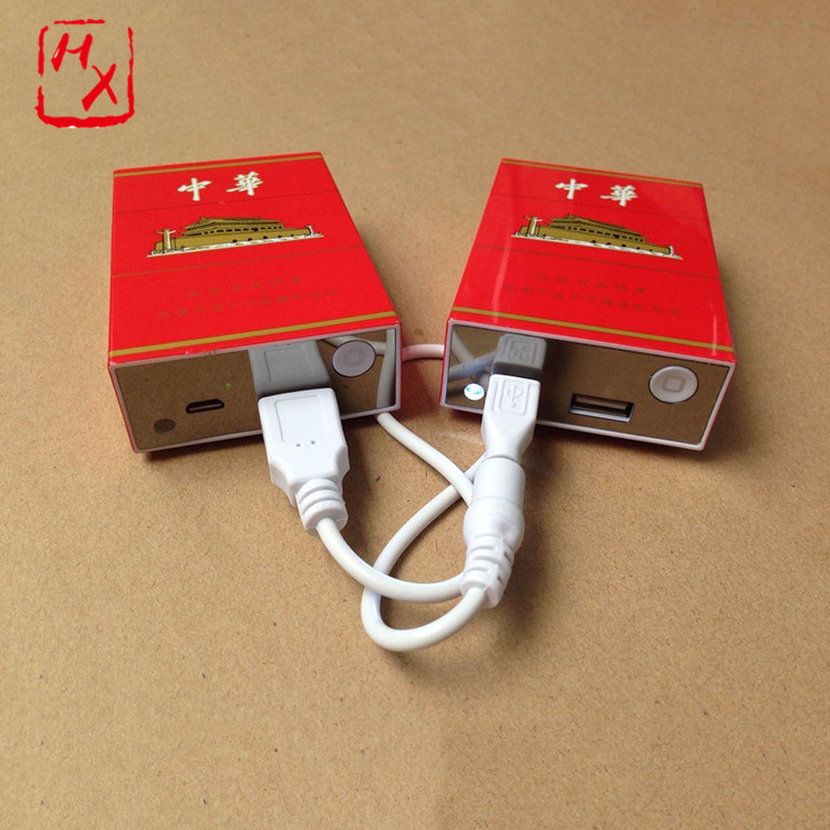 Good quality sell well recharge hand warmer power bank 5400mah