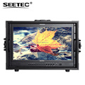 "DC 12V Power Supply Field Camera High Contrast 3000:1 Resolution 1920x1080 IPS Panel 21.5"" Monitor with SDI"