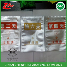 low price food boiling plastic bag food packaging