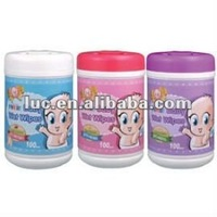 plastic containers for baby care body ,skin,monse,tooth,wet wipes