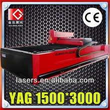 YAG 500W 800W Laser CNC Cutting Machinery for Stainless Steel